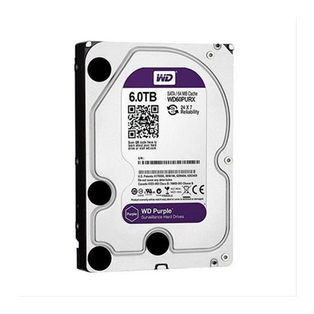"HD 3.5"" WESTERN DIGITAL 3TB SATA3 64MB PURPLE"